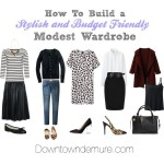 How to Build a Stylish Modest Wardrobe on a Budget