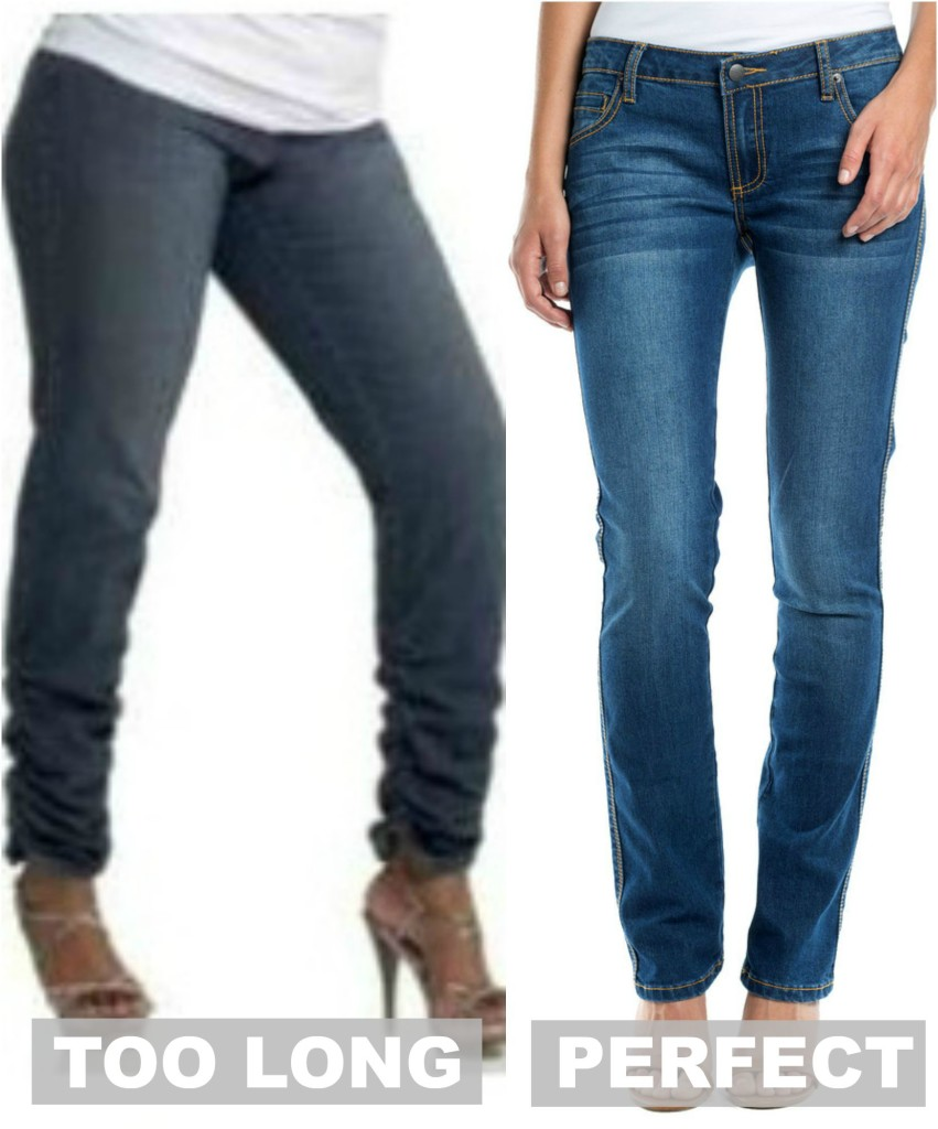 Tips for finding the right jeans length