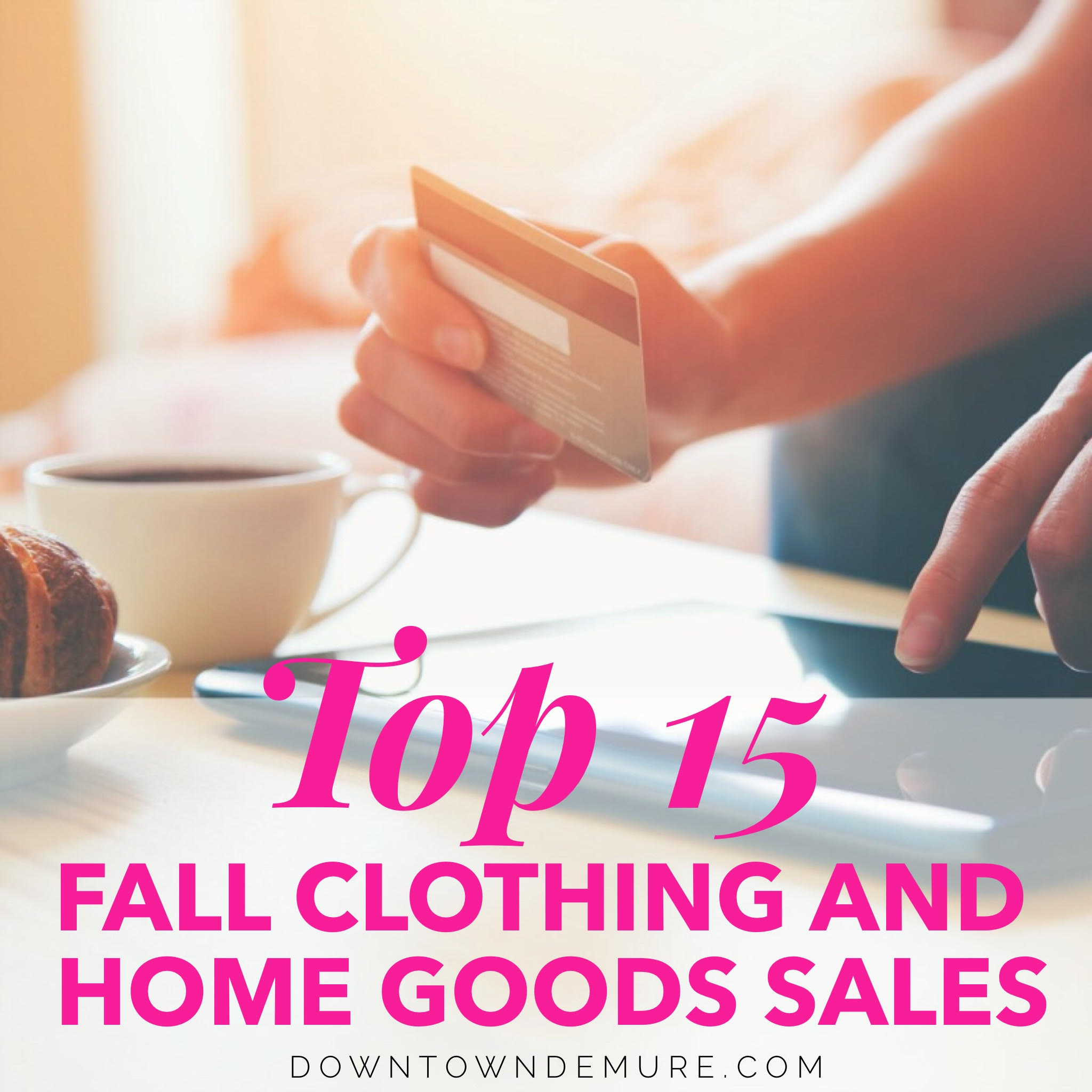 Top 15 Fall Clothing and Home Goods Sales via Groupon Coupons   Downtown  Demure. Top 15 Fall Clothing   Home Goods Sales   Downtown Demure