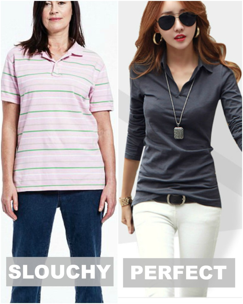 UGLY POLOY VS CUTE POLO - DOWNTOWN DEMURE