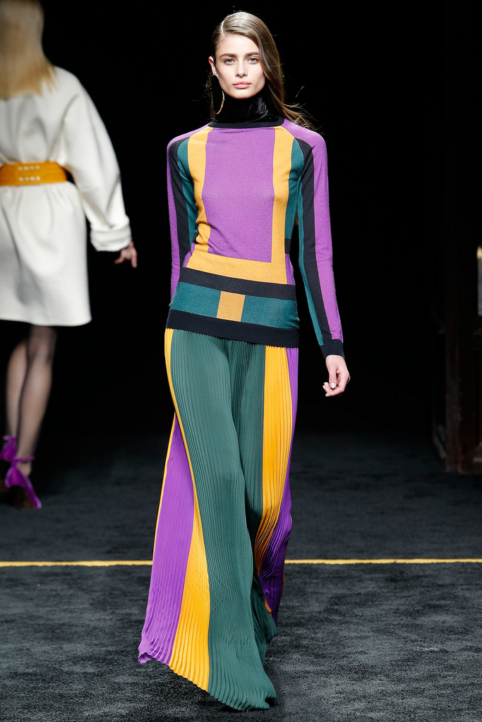 Balmain- colorblocking 2