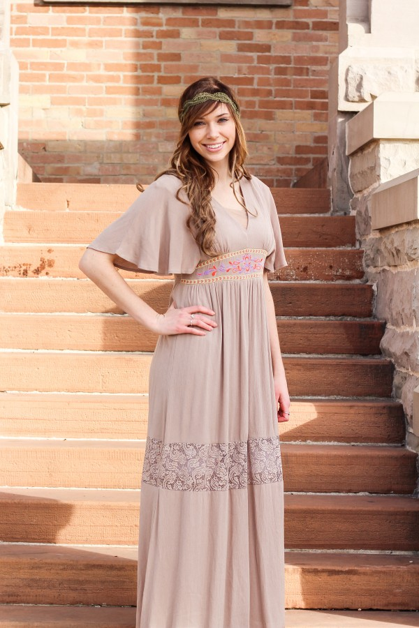 Shop Bouvardian Dress Review on Downtown Demure