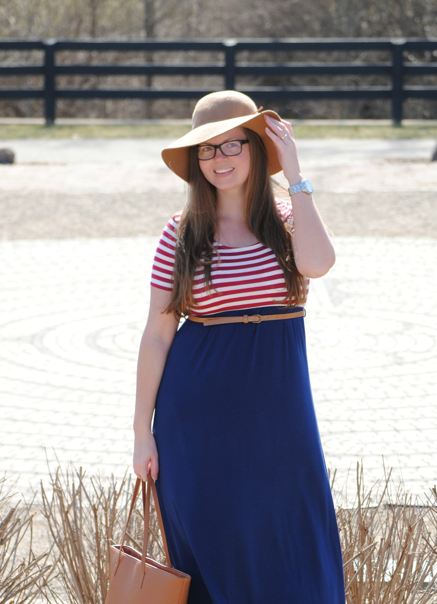 Tips on how to dress modestly and stylishly in the summer via DowntownDemure.com (4)