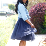 How to Wear a Tulle Skirt in the Summer + She Traveled Review