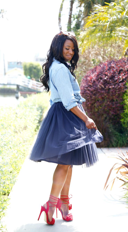 She Skirt