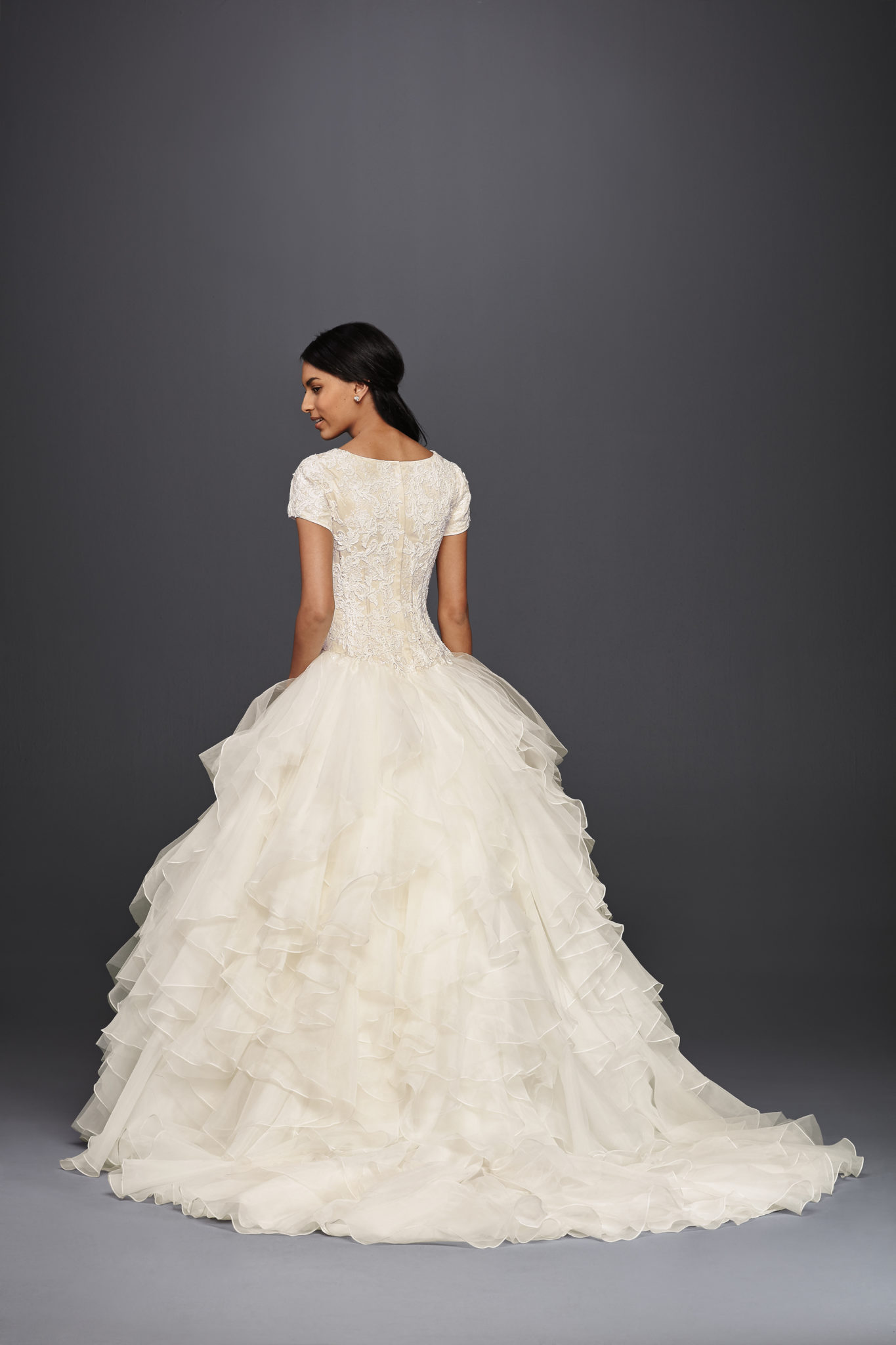 Top 3 modest wedding dress trends ft davids bridal downtown demure slcwg568ivychampolegprod4166 ombrellifo Choice Image