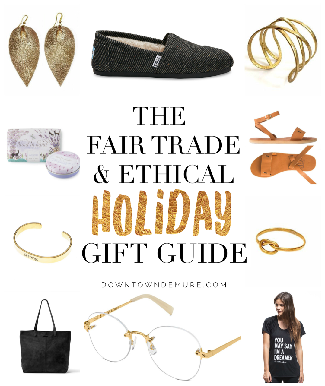 A (Fair Trade & Ethically Made) Holiday Gift Guide